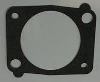 Прокладка (уплотнение, уплотнитель) корпуса дросселя (дроссельной заслонки) к впускному коллектору (бумажная) GM 0828400 90572766 Z14XE Z16SE Z16YNG