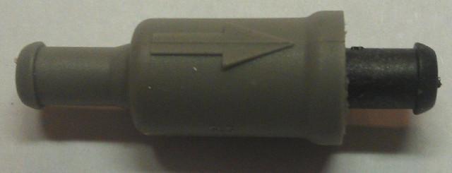 Клапан обратный для форсунок омывателя лобового стекла GM 1450650 2875024 OPEL Astra-H Corsa-D Corsa-C Vectra-B Vectra-C Zafira-B