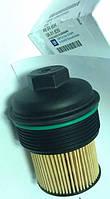 Крышка корпуса масляного фильтра верхняя в сборе с фильтром GM 4804934 Z22SE Z22YH A20NHT A20NFT A24XE A24XF
