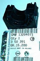 Втулка (резинка , вкладыш , подшипник) переднего стабилизатора нижняя (d=24-25.5 mm) GM 0350391 13204071 OPEL