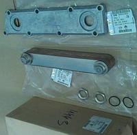 Маслоохладитель (теплообменник , радиатор охлаждения масла двигателя) без крышки и уплотнительных колечек C25XE X25XE Y26SE X30XE Y32SE Z32SE OPEL