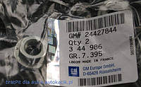 Гайка шестигранная M12 крепления опоры к переднему амортизатору GM 0344986 24427844 2064887 11096142 Opel Astra-G Vectra-B