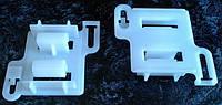 Пистон (фиксатор, крепление, защёлка) крепления бокового пластикого порога сбоку (белый) GM 0164980 90347304 OPEL Omega-B & Vectra-A GSI,2000,TURBO 87