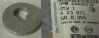 Шайба крепления заднего нижнего поперечного рычага развальная (с эксцентриком) GM 0423971 24428132 OPEL Vectra-C Signum