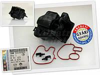 Корпус клапана ЕГР с прокладками (ремкомплект, резервуар вакуумный) (EGR, рециркуляции выхлопных газов) GM 0851123 55590953 для 0851008 0851139