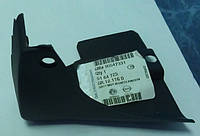 Заглушка (крышка , профиль) левого пластикового порога задняя торцевая чёрная GM 5164725 90547331 90560747 OPEL Astra-G Opel 5164725 / Заглушка
