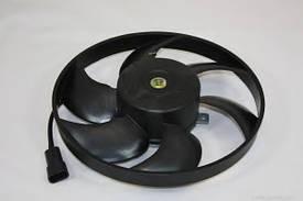 Вентилятор охлаждения конденсатора (радиатора) кондиционера (радиатора двигателя) BOSCH 0 130 303 241 =1341357+1341171-1341613 01-1013410204-A Opel
