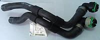 Шланги (трубки , патрубки) подачи и возврата к печке (двойные , сдвоенные, 2 шт) с защёлками (ИДЕНТ. AK2) GM 6818606 13170118 Z16XEP Z16XE1 Z16XER