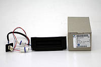Кнопка (концевой микровыключатель, микрик, ручка) открывания задней откидной двери (с пучком проводов лампочками и патронами подсветки номерного