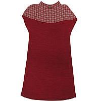 Платье United Colors Of Benetton 1122F2018 90 см Бордовое (8032590911598)