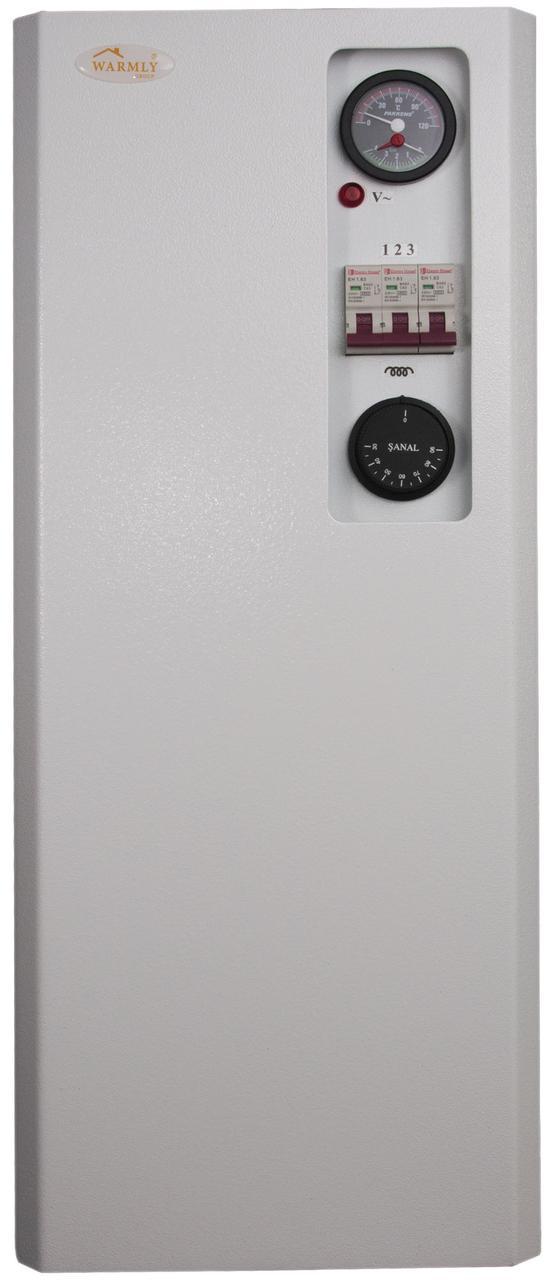 Котел электрический WARMLY CLASSIK-MG 15 кВт 380 В (WCSMG-15П)