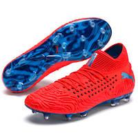93778526 Футбольные бутсы Puma FUTURE 19.1 NETFIT FG AG 10553101 (ОРИГИНАЛ)