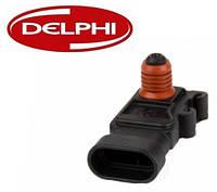 Датчик давления воздуха (вакуума) во впускном коллекторе DELPHI 16212460 1235046 6238120 12614970