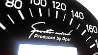 Шкалы приборов Opel Omega A без тахометра, фото 1