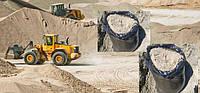 Строительные материалы песок в мешках Винница