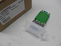 Резистор VALEO (реостат , сопротивление) мотора отопителя (печки) GM 1845752 9180020 OPEL Vectra-C Signum Примечание: не используется с электронным