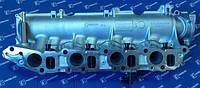 АНАЛОГ для Opel 5850180  GM 55210201 колектор впускний, метал. 5850119 5850158 PIERBURG 7.00373.12.0 PIERBURG 7.00373.12.0 / Коллектор впускной в