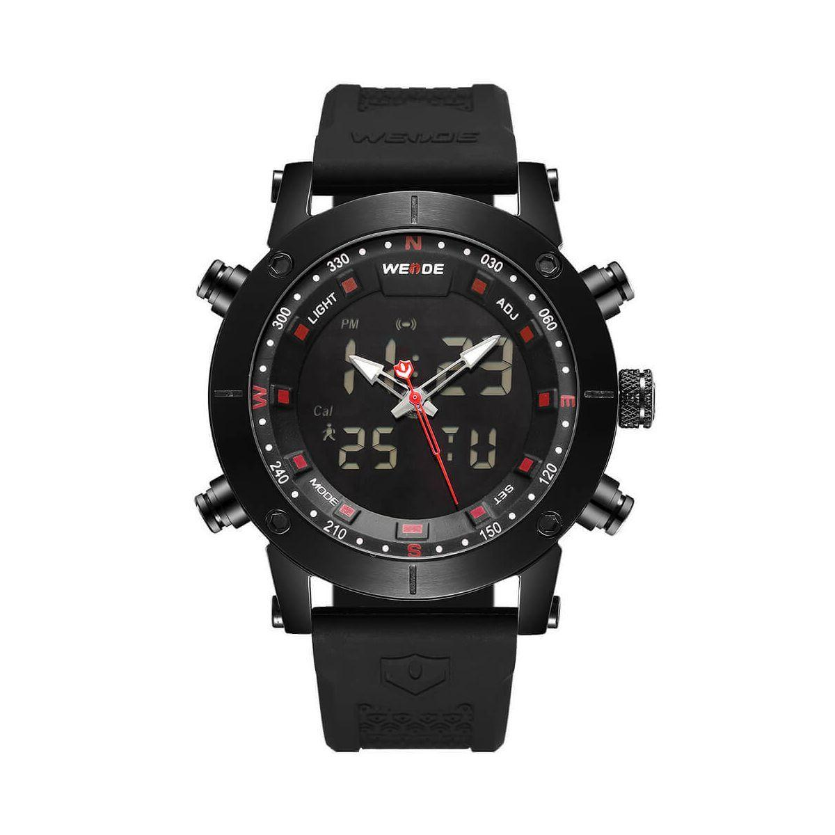 Часы Weide Red WH6309B-2C (WH6309B-2C)