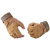 Тактические безпалые перчатки ESDY Tacticai Airsoft
