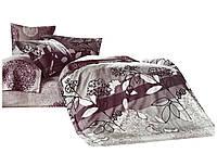 Комплект постельного белья Хлопковый Сатин NR C1097 Oulaiya 6986
