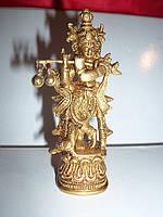 Статуэтка Кришна бронза