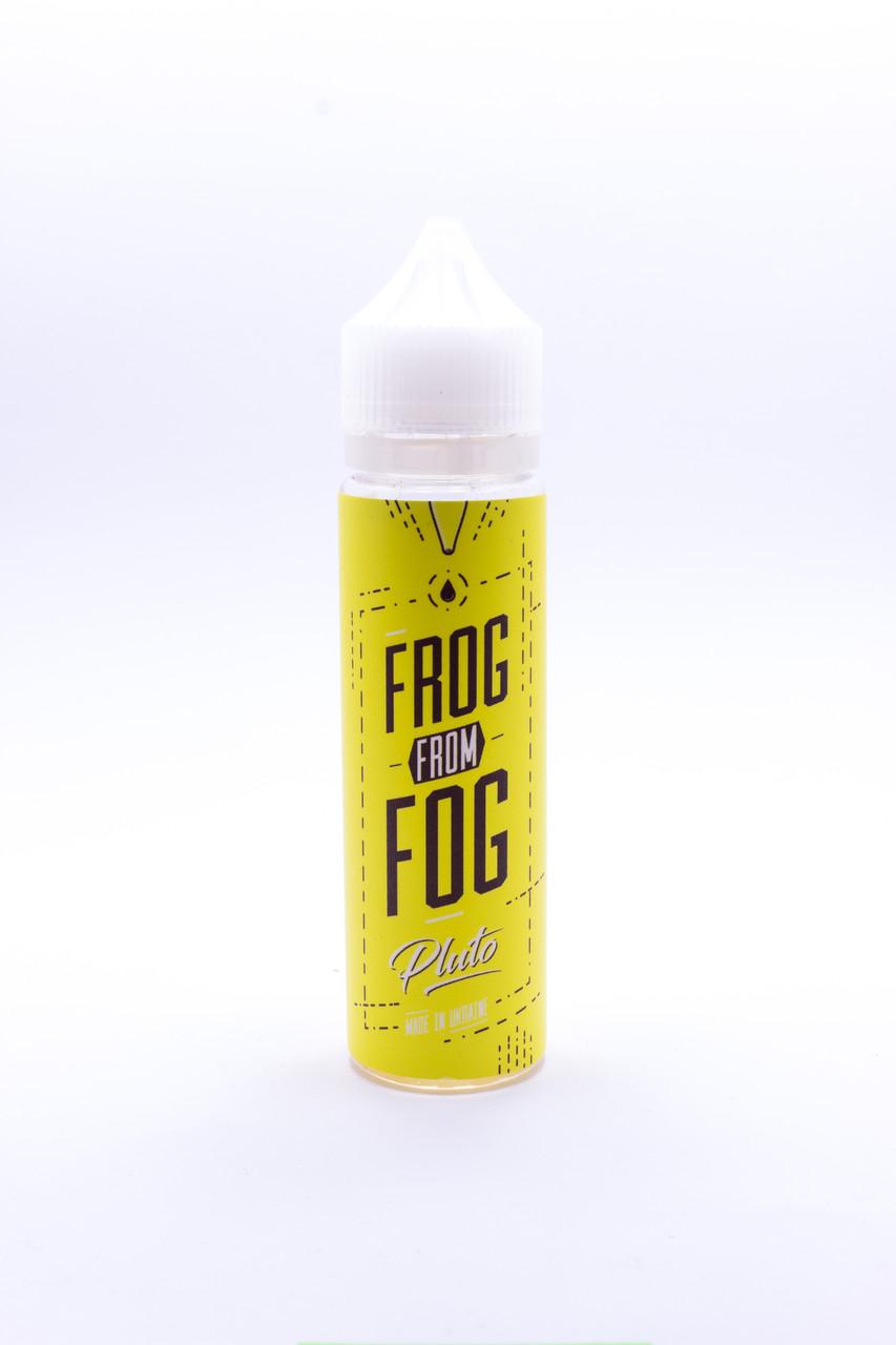 Жидкость для электронных сигарет Frog From Fog Pluto 3 мг 60 мл