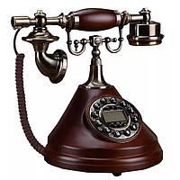Стационарный деревяный gsm телефон sertec D10, фото 1