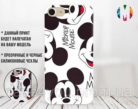 Силиконовый чехол для Apple Iphone 7 plus Микки Маус (4008-3286), фото 2