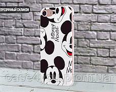Силиконовый чехол для Apple Iphone 7 plus Микки Маус (4008-3286), фото 3