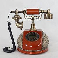 Стационарный деревяный gsm телефон sertec D16, фото 1