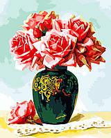 Художній творчий набір, картина за номерами Вишуканий букет, 40x50 см, «Art Story» (AS0520), фото 1