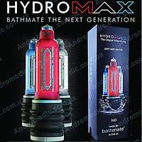 Мощная гидропомпа Bathmate Hydromax X30 для увеличения члена, водная вакуумная помпа для пениса