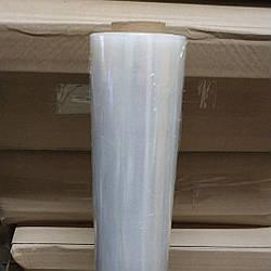 Стрейч пленка полиэтиленовая прозрачная 17мк/500мм*300м 2,7 кг (2,3 нетто)
