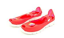 Сандалии 25 15 см Красный (2158-3 girl red-25)