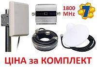 УСИЛИТЕЛЬ СИГНАЛА DCS 1800 МГц Мобильной связи Репитер для ГОРОДА Repeater