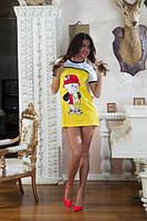 Модная женская туника 461 ас $