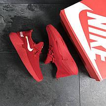 Мужские кроссовки летние Wonex,сетка,красные 45р, фото 3