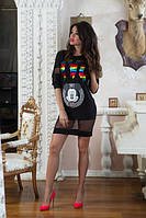 Платье - туника женская 94 ас $