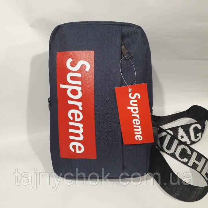 Спортивная сумка на плечо SUPREME, фото 1