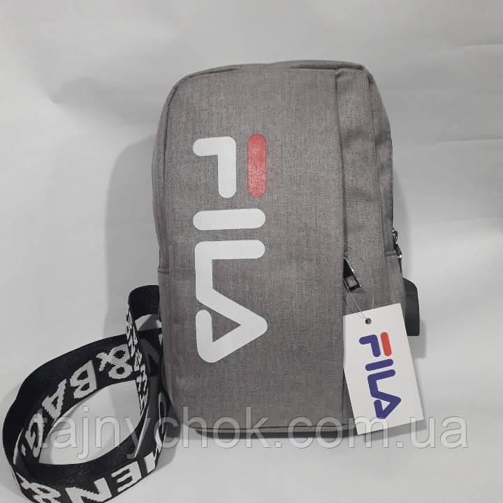 Спортивная сумка на плечо