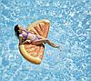 Пляжный надувной матрас - плот Intex 58763 «Долька Апельсина», 178 х 85 см, фото 2