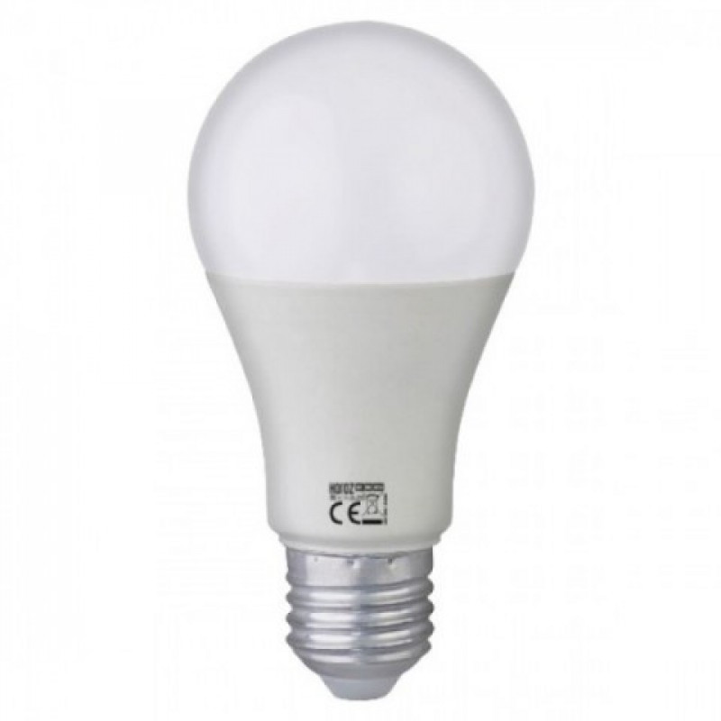 Светодиодная лампа PREMIER-12 12W А60 Е27 3000K 220V Код.58286