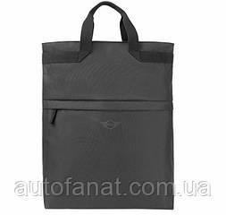Оригинальная сумка-рюкзак MINI Two-Tone Totepack, Grey (80222460873)