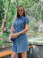 fc59e2a350ff0f9 Куить Летние Джинсовое Платье в Украине — Купить Недорого у ...