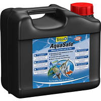 Tetra AquaSafe 5000 мл на 10000 л - подготовка воды