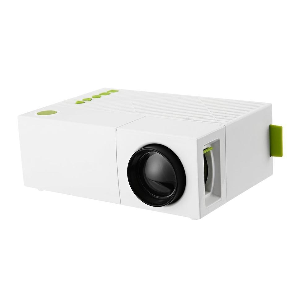 Проектор портативный Led Projector YG310 с динамиком (sp4297)