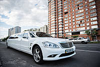 Лимузин Mercedes S-Class 221 Long