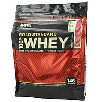 Optimum Nutrition 100% Whey Gold Standard 4540g /154 servings/ Strawberry