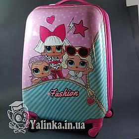 f3fbeafc4c2b Детские чемоданы на колесах, купить в Украине – низкие цены в ...
