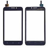 Сенсор (тачскрін) Huawei Y541-U02 Y5c чорний